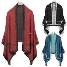 Women New Fashion Warm Winter Animal Print Shawl Wrap Stole Neck Long Scarf