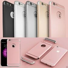 Luxury Ultra-thin Shockproof Armor Back Case Cover for Apple iPhone