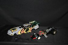 TONY PEDREGON # 6  QUAKER STATE FUNNY CAR 1/24 ACTION RACING COLLECTABLE