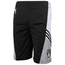 Brooklyn Nets adidas Youth 2014 Pre-Game Short - Black - NBA