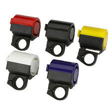 New Electronic Alarm Plastic Bell Bicycle Horn Loud Handlebar Plastic Cycling