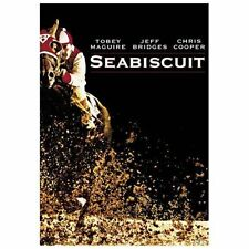 Seabiscuit (DVD, 2003) Preowned
