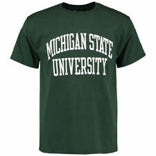Michigan State Spartans Champion University T-Shirt - Green - NCAA