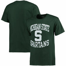 Michigan State Spartans Champion Tradition T-Shirt - Green - NCAA