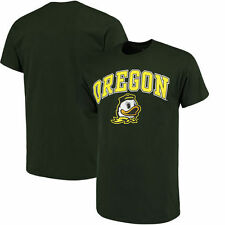 Oregon Ducks Fanatics Branded Campus T-Shirt - Green - NCAA