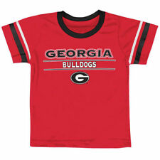 Georgia Bulldogs Colosseum Newborn & Infant Tackle T-Shirt - Red - NCAA