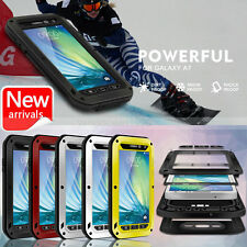 Love Mei -YPYQ Shockproof WaterProof Straight Case Cover For Galaxy A9 A8 A7 A5