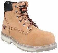 Timberland Pro Traditional Water Resistant Safety Mens Wheat Work Boots UK6-12