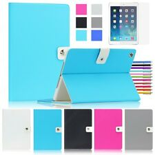 Folio Smart Case Cover for Apple iPad Air 2 2nd Gen Sleep Wake Stand C2