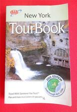 NEW YORK ~ AAA TourBook ~ 2005 Edition ~ Tour Travel Book Maps