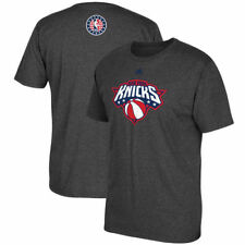 New York Knicks adidas Hoops for Troops T-Shirt - Gray - NBA