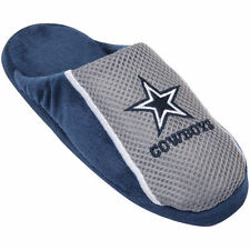 Dallas Cowboys Youth Jersey Slippers - NFL
