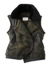 Orvis Leather-trimmed Camo Sweater Vest
