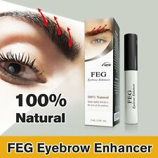 3ml Eyebrow Enhancer Brush Rapid Eye brow Growth Serum Liquid GTV