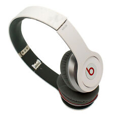 Genuine Beats By Dre Solo HD On-Ear Headphones Durable Compact  Beats Stained