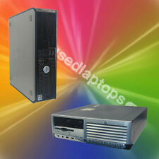 CHEAP Dell HP Lenovo Desktop PC Computer Dual Core Windows 10 Warranty Wireless