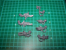 Chaos Space Marine Terminator Lord Weapons (bits)