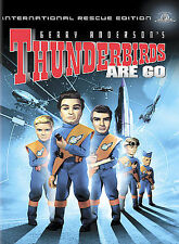 Thunderbirds Are Go (DVD, 2004, International Rescue Addition)