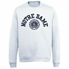 Notre Dame Fighting Irish Champion Reverse Weave Crew Sweatshirt - Gray - NCAA