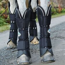 Weatherbeeta Deluxe Travel Boots Horse Riding Equestrian Accessories