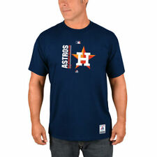 Houston Astros Majestic Authentic Collection Team Icon T-Shirt - Navy - MLB