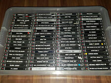 Sony PS1 Games (ALL COMPLETE UK PAL) Big Selection