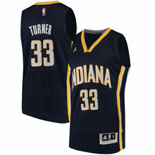 Myles Turner Indiana Pacers adidas Road Swingman Jersey - Navy - NBA