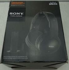 Sony MDR-RF985RK RF Wireless Stereo Over Ear Headphones