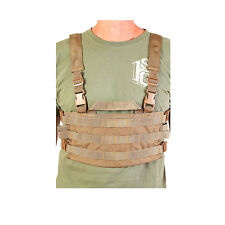 High Speed Gear AO Small MOLLE Chest Rig Battle Proven & Made in the USA