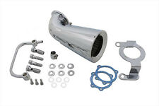 Air Cleaner Breather Chrome Billet,for Harley Davidson motorcycles,by V-Twin