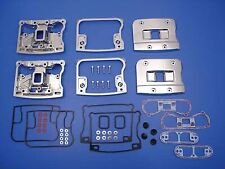 Chrome Rocker Box Cover Set,for Harley Davidson motorcycles,by V-Twin