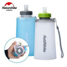 Outdoor Riding Climbing Sport Water Bag Soft Cup Portable Folding Drink Bottle