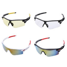 Outdoor Sports Cycling Sunglasses Bicycle Bike Riding Glasses Eyewear UV400 Lens