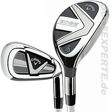 CALLAWAY GOLF LADIES HYBRID/IRON COMBOSET EDGE SERIES GRAPHITSCHAFT RIGHT HANDED