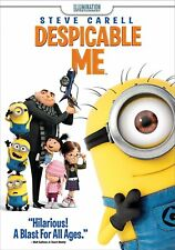 DESPICABLE ME (DVD 2010) Brand New, sealed.