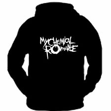 MY CHEMICAL ROMANCE HOODIE MUSIC BAND ROCK PUNK TOUR CONCERT.