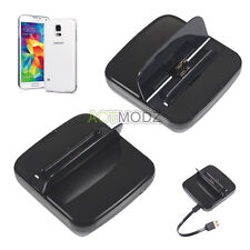 USB Charger Station Cradle Desktop Charging Dock For Samsung Galaxy S5 Note 2 3