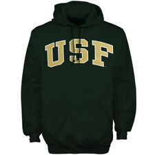 South Florida Bulls Bold Arch Hoodie - Green - NCAA
