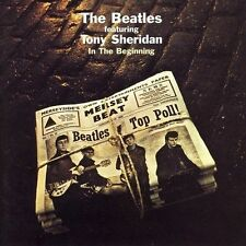 "The Beatles featuring Tony Sheridan ""In The Beginning"" ~ CD New Factory Sealed"