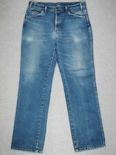 """KF13435 GREAT **DICKIES** RELAXED FIT JEANS 36x34 (msr 35""""x33"""") SOLID JEANS!"""