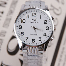 1PC NEW CASUAL SPORT STYLE METAL LUXURY GENTLE MENS QUARTZ WRIST WATCHES,NW9