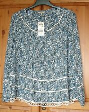 NEW LADIES TOP SIZE 16    FROM NEXT