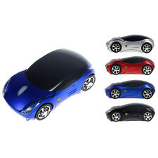 2.4GHz 1600DPI Wireless Car Shape Optical USB Mouse Mice For PC Laptop Windows