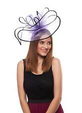Chatsworth Fascinator Cocktail Hat with Adjustable Headband