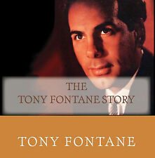 New CD Tony Fontane album THE TONY FONTANE STORY 12 rare recordings