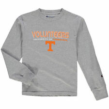 Tennessee Volunteers Champion Youth Jersey Long Sleeve T-Shirt - NCAA