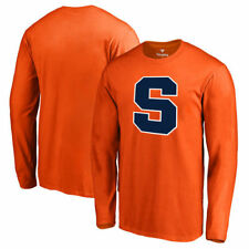 Syracuse Orange Fanatics Branded Primary Logo Long Sleeve T-Shirt - NCAA