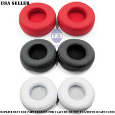 Replacement Ear Pads Cushion For Beats By Dr.Dre PRO/DETOX Headphones
