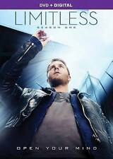 Limitless: Season One (DVD, 2016, 6-Disc Set)