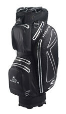 Cobra Dry TEC Waterproof Cart bag / Golf bag black Puma golf bag